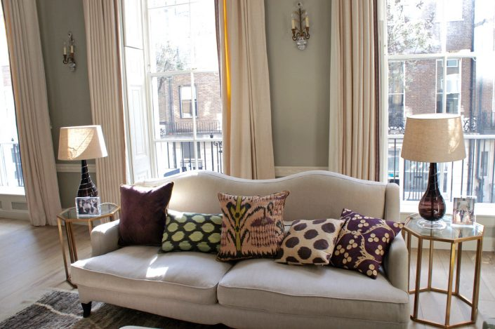 Central London House , Wl 7