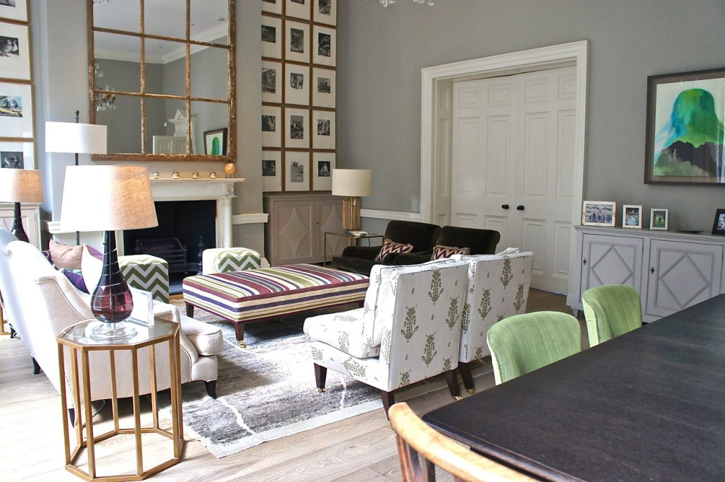 Central London W1 - 2 & Central London House - Lucy Elworthy - Award Winning Interior ...