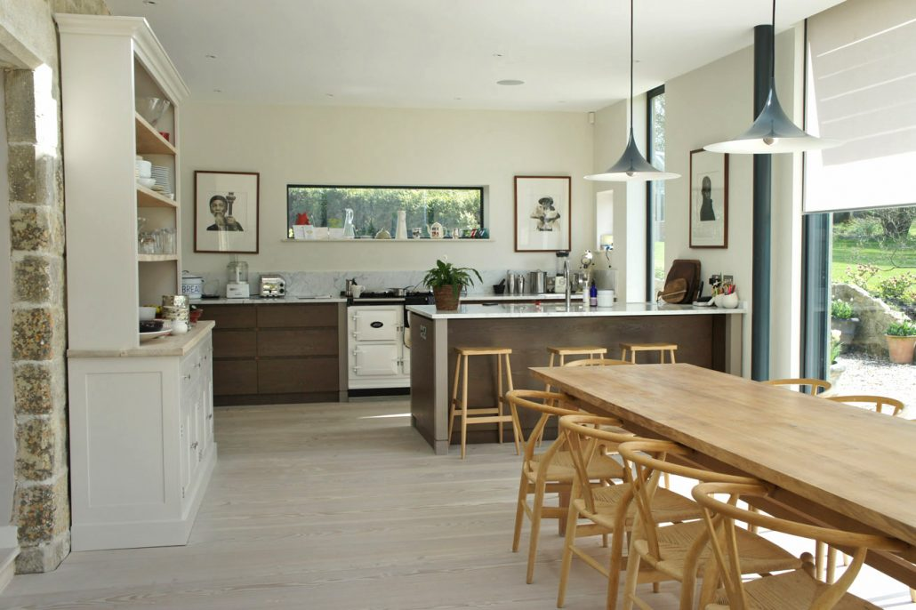Wiltshire House Kitchen Extension   Lucy Elworthy   Award ...