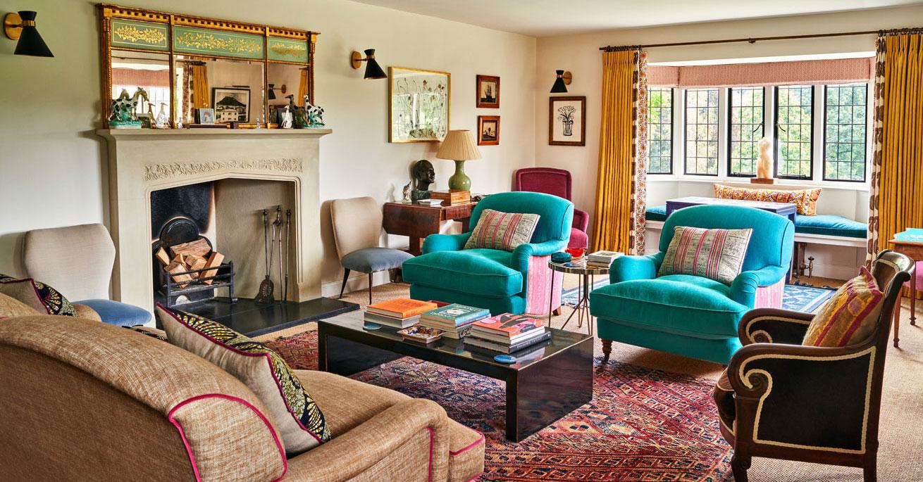 Arts & Crafts House Wiltshire