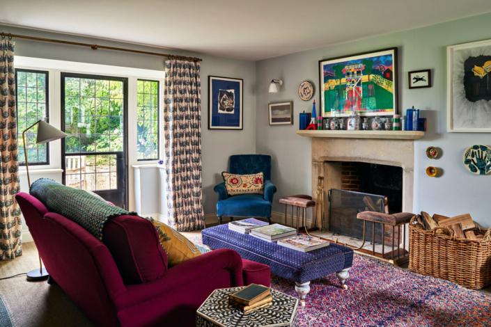 Arts & Crafts House Wiltshire 5 (Photographs by Alex Davies)